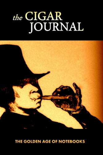 The Cigar Journal by The Golden Age of Notebooks (ProductiveLuddite.com)