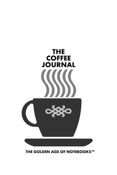Sample Page from The Coffee Journal