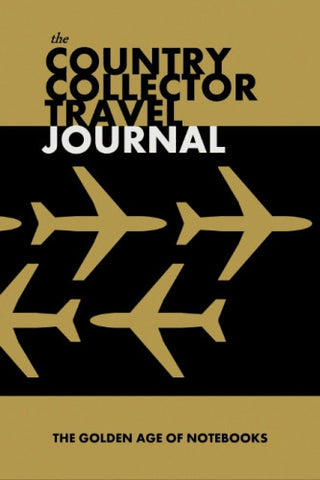 The Country Collector Travel Journal by The Golden Age of Notebooks (ProductiveLuddite.com)
