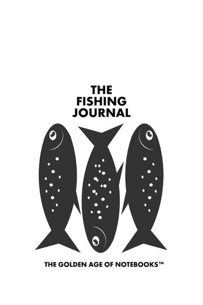 Sample Page from The Fishing Journal