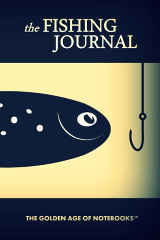 The Fishing Journal by The Golden Age of Notebooks (ProductiveLuddite.com)