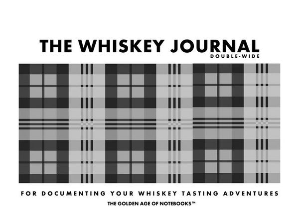 Sample Page from The Whiskey Journal Double Wide