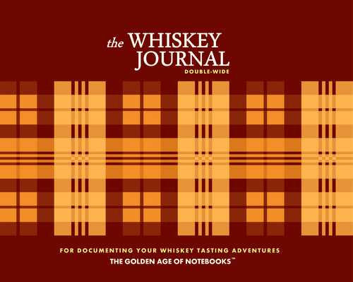 The Whiskey Journal Double Wide by The Golden Age of Notebooks (ProductiveLuddite.com)