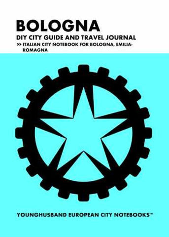 Bologna DIY City Guide and Travel Journal by Younghusband European City Notebooks (ProductiveLuddite.com)