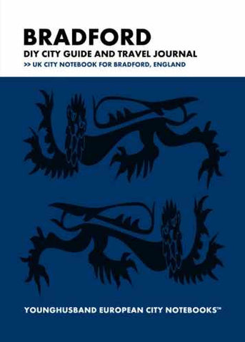 Bradford DIY City Guide and Travel Journal by Younghusband European City Notebooks (ProductiveLuddite.com)