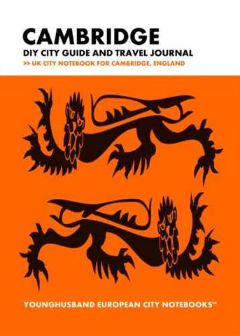 Cambridge DIY City Guide and Travel Journal by Younghusband European City Notebooks (ProductiveLuddite.com)