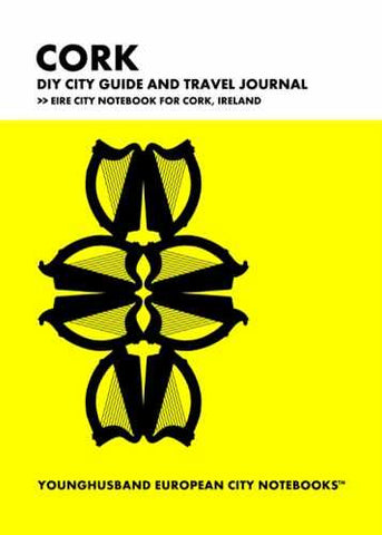 Cork DIY City Guide and Travel Journal by Younghusband European City Notebooks (ProductiveLuddite.com)