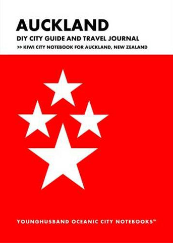 Auckland DIY City Guide and Travel Journal by Younghusband Oceanic City Notebooks (ProductiveLuddite.com)