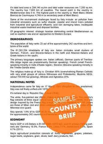 Sample Interior Page for The South Sudan Travel Journal