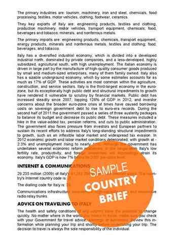 Sample Interior Page for The Bosnia & Herzegovina Travel Journal
