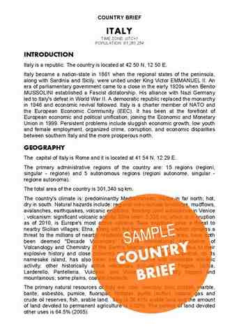 Sample Interior Page for The Kenya Travel Journal