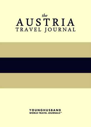 The Austria Travel Journal by Younghusband World Travel Journals (ProductiveLuddite.com)