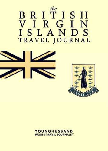 The British Virgin Islands Travel Journal by Younghusband World Travel Journals (ProductiveLuddite.com)