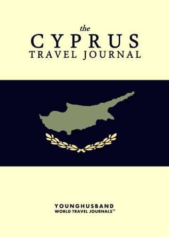 The Cyprus Travel Journal by Younghusband World Travel Journals (ProductiveLuddite.com)