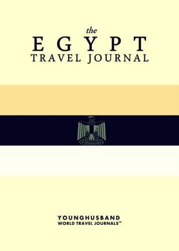 The Egypt Travel Journal by Younghusband World Travel Journals (ProductiveLuddite.com)