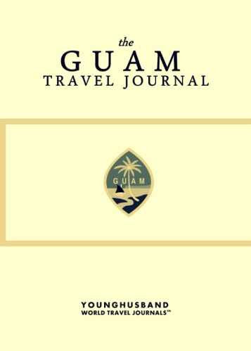 The Guam Travel Journal by Younghusband World Travel Journals (ProductiveLuddite.com)