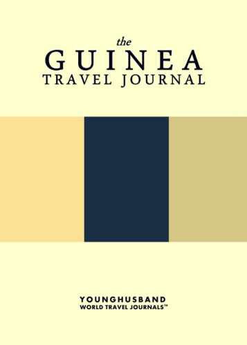 The Guinea Travel Journal by Younghusband World Travel Journals (ProductiveLuddite.com)