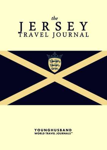 The Jersey Travel Journal by Younghusband World Travel Journals (ProductiveLuddite.com)