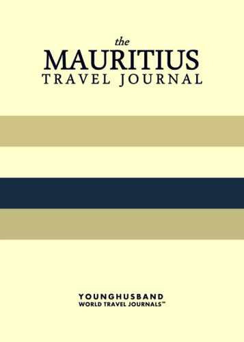 The Mauritius Travel Journal by Younghusband World Travel Journals (ProductiveLuddite.com)