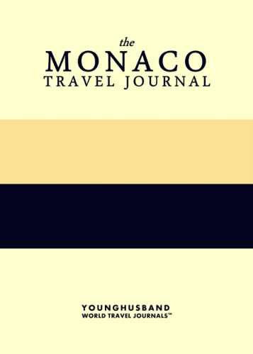 The Monaco Travel Journal by Younghusband World Travel Journals (ProductiveLuddite.com)