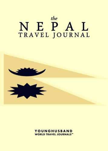 The Nepal Travel Journal by Younghusband World Travel Journals (ProductiveLuddite.com)