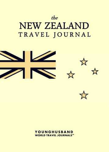 The New Zealand Travel Journal by Younghusband World Travel Journals (ProductiveLuddite.com)