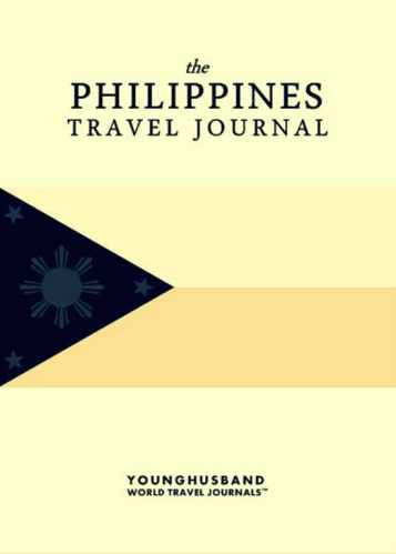 The Philippines Travel Journal by Younghusband World Travel Journals (ProductiveLuddite.com)