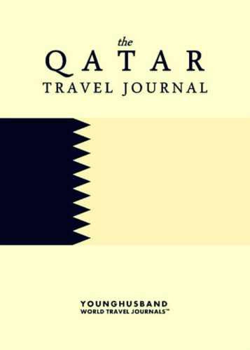 The Qatar Travel Journal by Younghusband World Travel Journals (ProductiveLuddite.com)