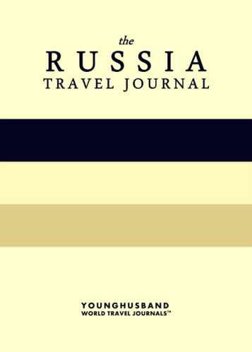The Russia Travel Journal by Younghusband World Travel Journals (ProductiveLuddite.com)