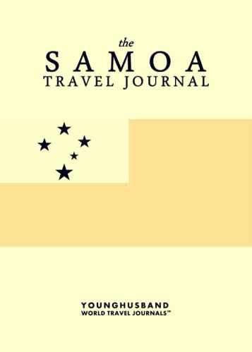 The Samoa Travel Journal by Younghusband World Travel Journals (ProductiveLuddite.com)