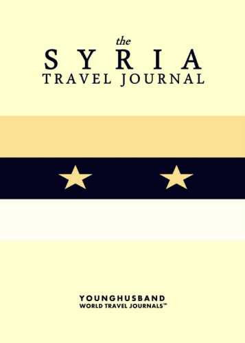 The Syria Travel Journal by Younghusband World Travel Journals (ProductiveLuddite.com)