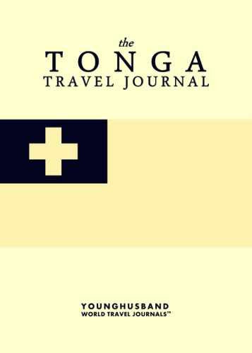 The Tonga Travel Journal by Younghusband World Travel Journals (ProductiveLuddite.com)