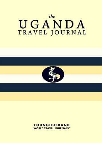The Uganda Travel Journal by Younghusband World Travel Journals (ProductiveLuddite.com)