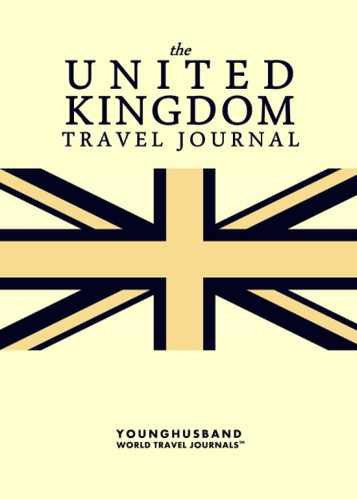 The United Kingdom Travel Journal by Younghusband World Travel Journals (ProductiveLuddite.com)