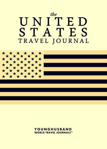 The United States Travel Journal by Younghusband World Travel Journals (ProductiveLuddite.com)