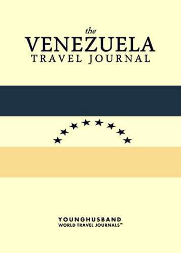 The Venezuela Travel Journal by Younghusband World Travel Journals (ProductiveLuddite.com)