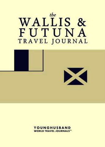 The Wallis & Futuna Travel Journal by Younghusband World Travel Journals (ProductiveLuddite.com)