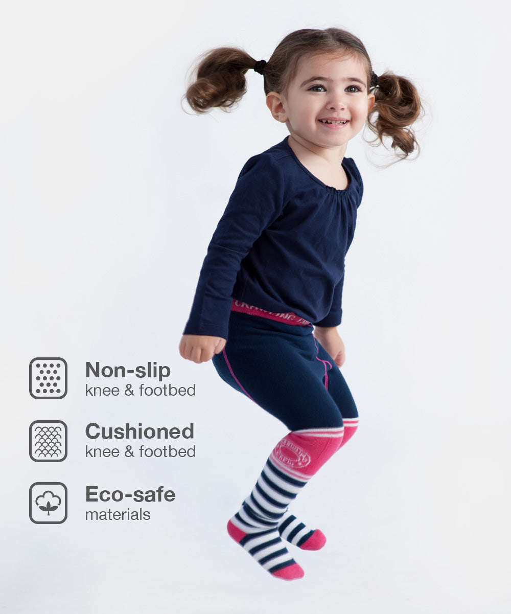 """Tomboy""- Baby Girl Tights"