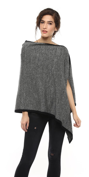 Grindle Knitted Poncho