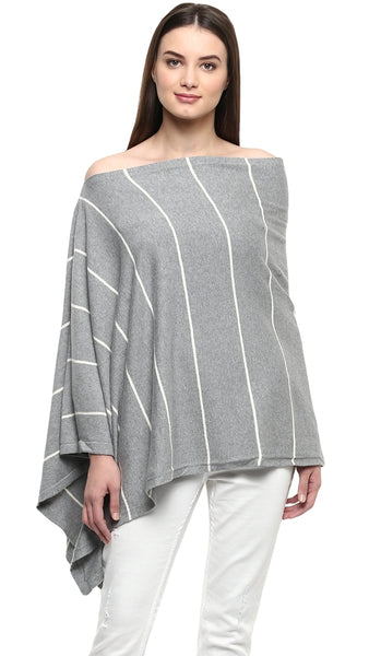 Tiffany Knitted Poncho
