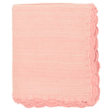 Lily Knitted Baby Blanket