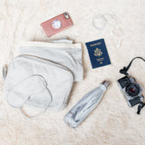 Knitted Stripe Travel Kit