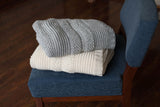 Newton Knitted Throw