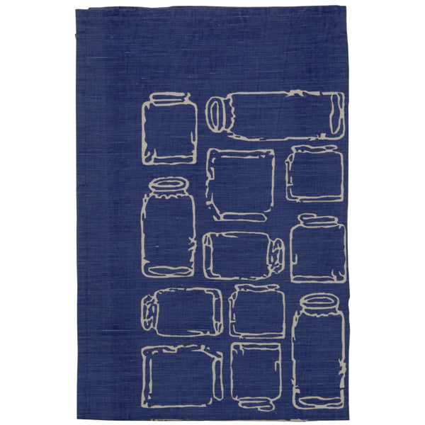 Jars Linen Tea Towels