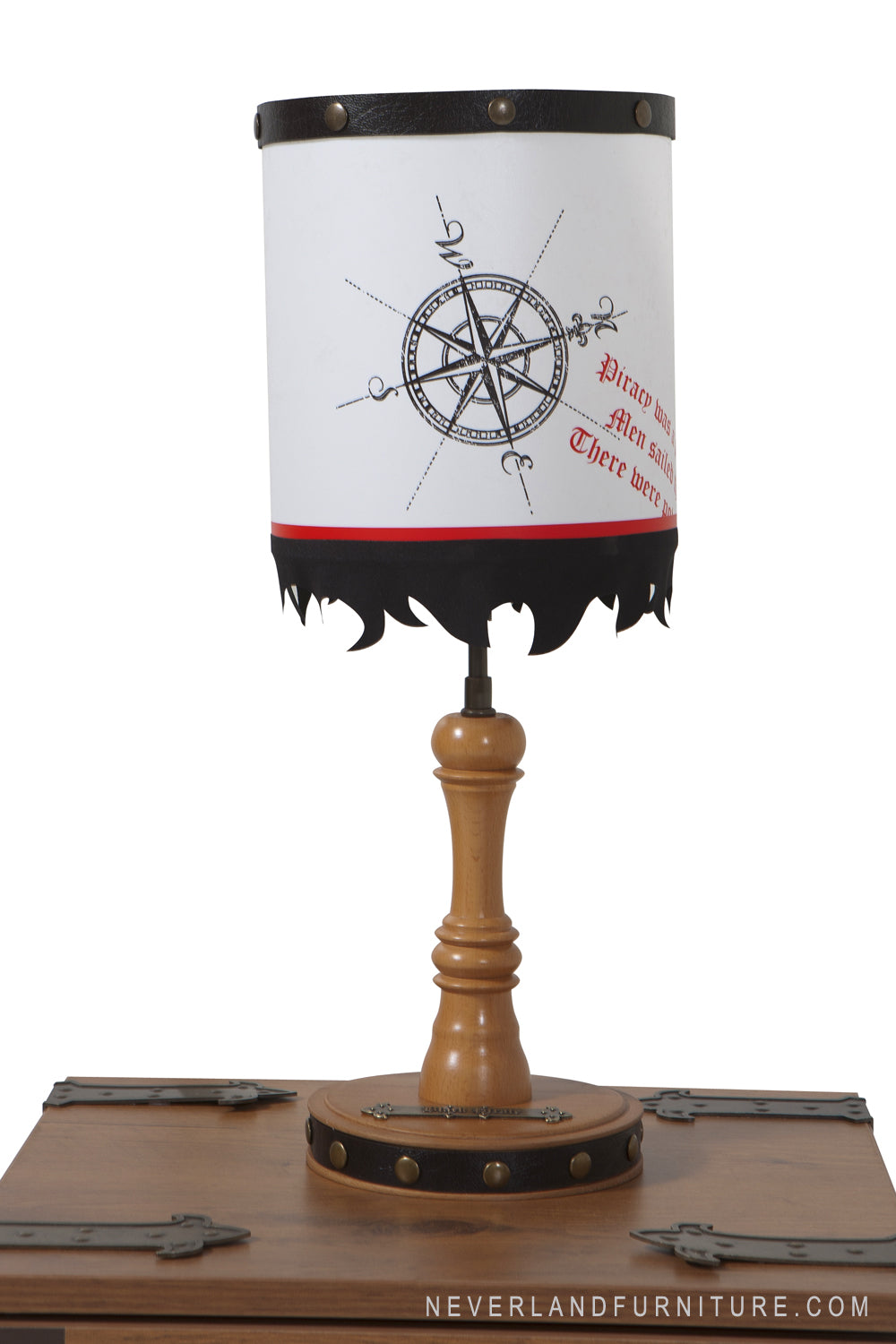 Pirate Accessories For Bedroom Beautifully Constructed Table Lamp For Kids Neverland Furniturecom