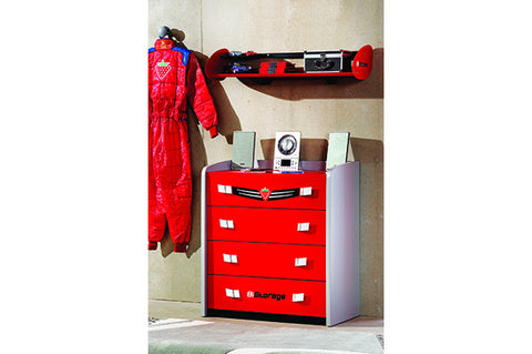 Turbo Series - Racer Dresser