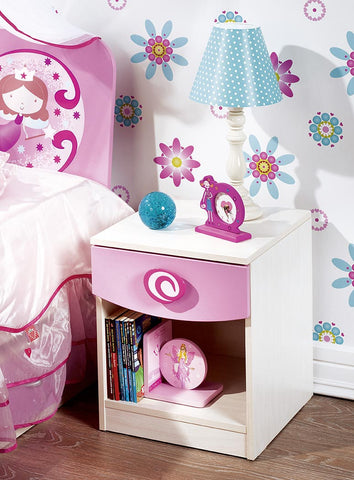 Princess Series - Nightstand