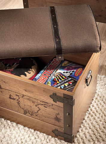 Treasure Chest Storage, pirate furniture, children luxury furniture, kids furniture, children furniture, kid's designer furniture, Treasure Chest Storage furniture