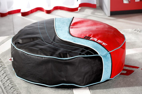 Turbo Beanbag Chair, race car furniture, children luxury furniture, kids furniture, children furniture, kid's designer furniture, Turbo Beanbag Chair furniture