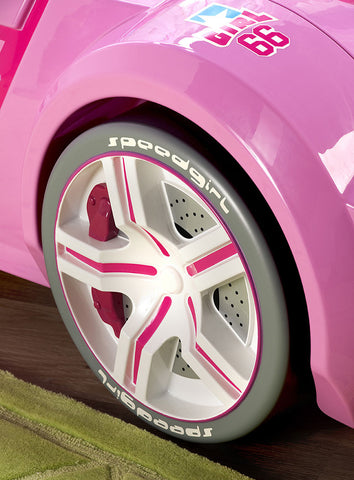 Turbo Series - Pink Pacer